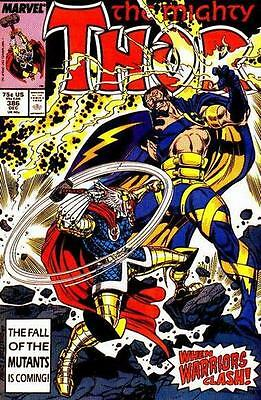 Mighty Thor Vol. 1 (1966-2011) #386