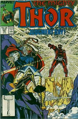 Mighty Thor Vol. 1 (1966-2011) #387
