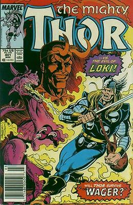 Mighty Thor Vol. 1 (1966-2011) #401
