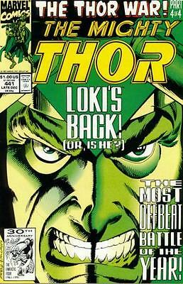 Mighty Thor Vol. 1 (1966-2011) #441
