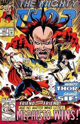 Mighty Thor Vol. 1 (1966-2011) #453