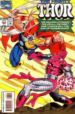 Mighty Thor Vol. 1 (1966-2011) #473