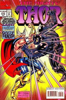 Mighty Thor Vol. 1 (1966-2011) #476