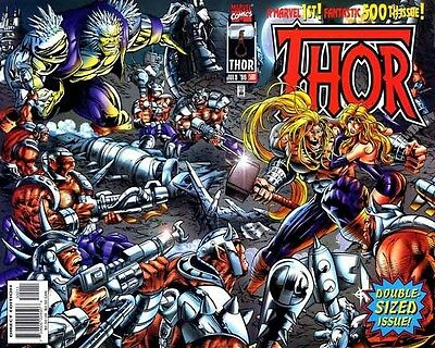 Mighty Thor Vol. 1 (1966-2011) #500