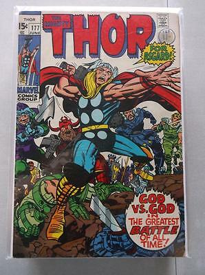 Mighty Thor Vol. 1 (1966-2011) #177 FN