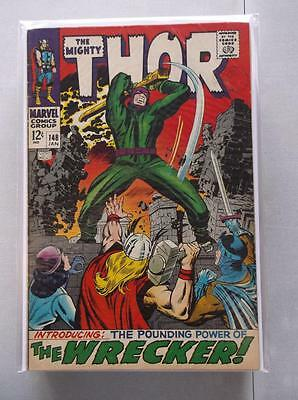 Mighty Thor Vol. 1 (1966-2011) #148 FN+ 1st Wrecker