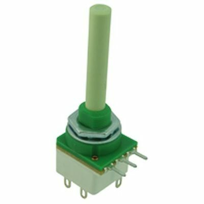 16mm Switched Potentiometer Linear 1K Variable Resistor