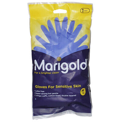 Marigold Sensitive Skin Nitrile Gloves - Choice of Sizes - One Pack Supplied