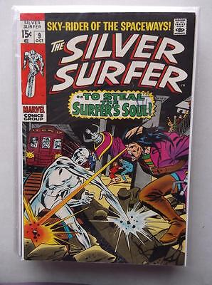 Silver Surfer Vol. 1 (1968-1970) #9 VF