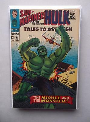 Tales to Astonish Vol. 1 (1959-1968) #85 FN/VF