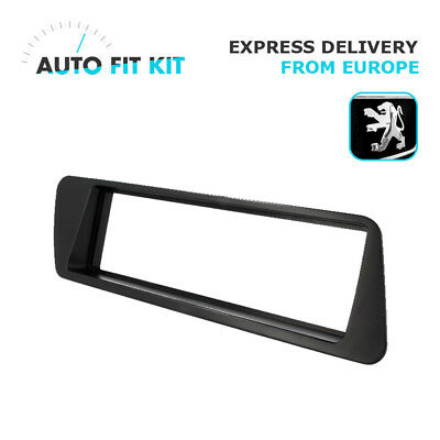 Peugeot 306 LHD 1 Din Single DIN Radio Facplate Fascia Frame Panel Dash