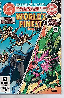 DC Comic! World's Finest! Issue 282!