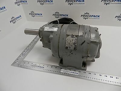 Alsop DC electric motor with gearbox