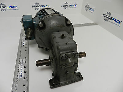 Phelan Brothers electric motor with gearbox