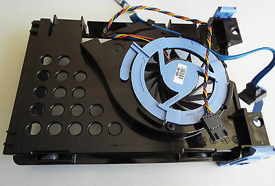 Dell HDD Caddy & Fan inc SATA Cable - NH645 - suit SFF 745 755 etc.