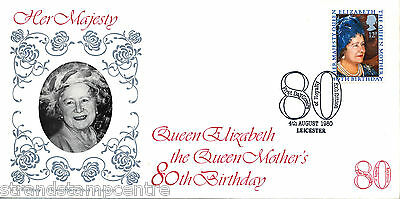 1980 Queen Mother - Bradbury Official