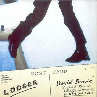 David Bowie : Lodger CD (1999) ***NEW***