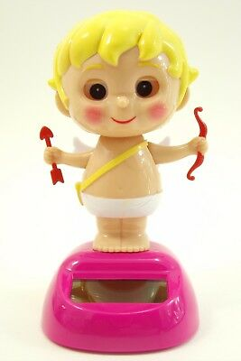 New 4 X Dancing Solar Character Angel Cupid For Your Lover Other Interactive Toys Electronic, Battery & Wind-up
