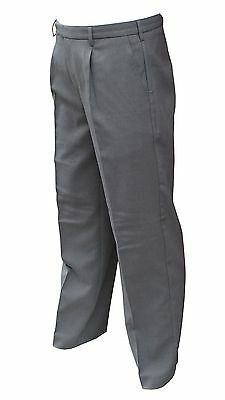 "CATHEDRAL Trousers Mens Showerproof Coated Polyester Mid Grey Bowling 30"" - 50"""