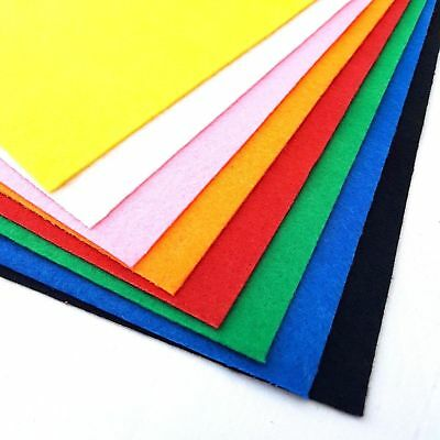 Creation Station Craft Foam Sheets A4, Pack of 10, Assorted Colours CS1020