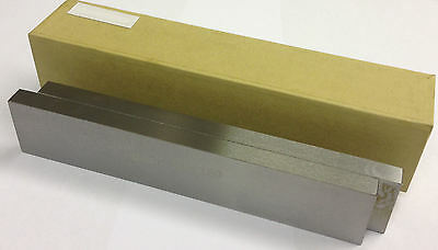 RDGTOOLS quality ground pair of parallels various metric sizes with storage box