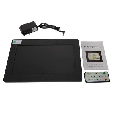 "15"" Inch LCD TFT Screen Digital Picture Photo Frame AV Output + Remote 16MB"