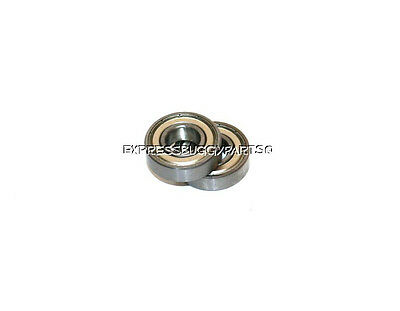 Brand New Quinny Bearings For Buzz 3 Or 4 Rear Back Pushchair Wheels Silver