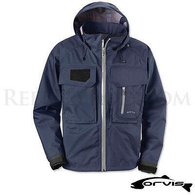 NEW -  Orvis Clearwater Wading Jacket-XXL - FREE SHIPPING!