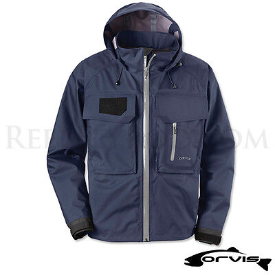 NEW -  Orvis Clearwater Wading Jacket-S - FREE SHIPPING!