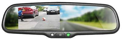 """Boyo VTM43M 4.3"""" OE Style Replacement Rearview Mirror Monitor"""