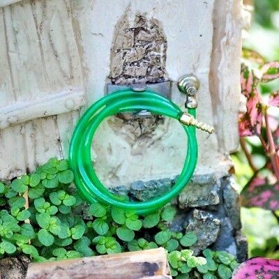 1/12th SCALE FAIRY GARDEN HOSE - USE WITH ANY OF OUR  OTHER FAIRY / HOBBIT ITEMS