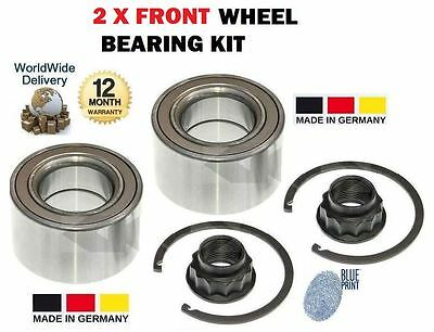 For Toyota Avensis 2.4 1.6 1.8 2.0 2003-2008 New 2X Front Wheel Bearing Kit