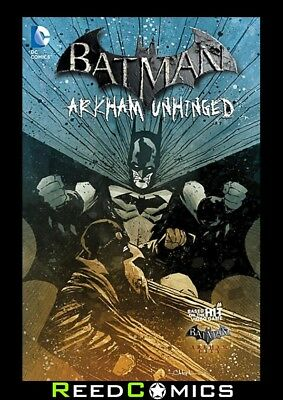 BATMAN ARKHAM UNHINGED VOLUME 4 GRAPHIC NOVEL New Paperback Collects #16-20