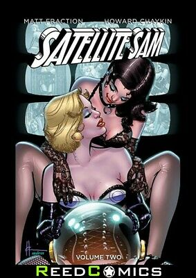 SATELLITE SAM VOLUME 2 GRAPHIC NOVEL New Paperback Collects Issues #6-10