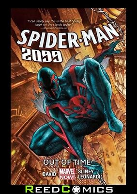 SPIDER-MAN 2099 VOLUME 1 OUT OF TIME GRAPHIC NOVEL New Paperback Collects #1-5