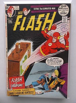 Flash Vol. 1 (1959-1985) #212 VF/NM