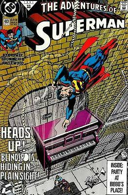 Adventures of Superman Vol. 1 (1939-2011) #483