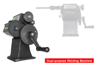 Dual-purpose Winding Machine Coil Winder Tool for Telecom Appliances Industry