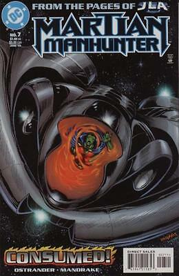 Martian Manhunter Vol. 2 (1998-2001) #7