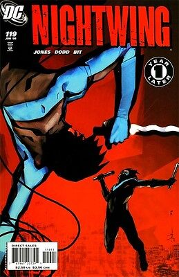 Nightwing Vol. 2 (1996-2009) #119
