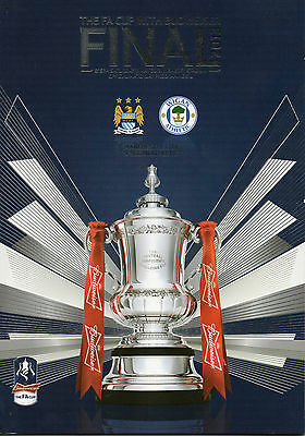 12/13 Manchester City v Wigan Athletic   (FA Cup Final)