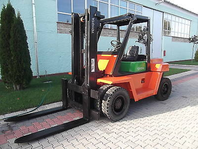 TOYOTA FORKLIFT 5 Series Manual Gearbox - Clutch Slave Cylinder Good