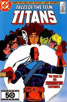 Tales of the Teen Titans (1984-1988) #54