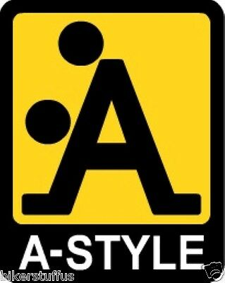 A-Style Bumper Sticker Hard Hat Sticker Toolbox Sticker Laptop Sticker