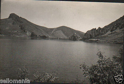 Antigua Postal Los Barrios De Luna Embalse Pantano Leon Old Postcard     Cc00950