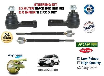 for HONDA CRV MKII 2.0 2001-2006 FRONT STEERING LOWER OUTER TRACK TIE ROD END