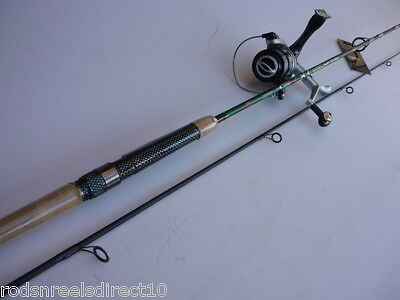 6ft Carbon Spinning Fishing Rod + Reel Combo Free P&P!