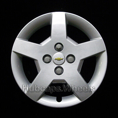 """Chevy Cobalt 15"""" hubcap wheel cover 05 06 07 08 OEM 3247 Silver"""