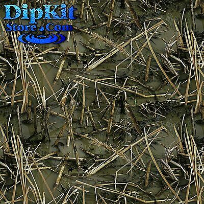 Water Transfer Printing Film Hydrographic Film Muddy Waters Camo RC-612 Hydro Dipping