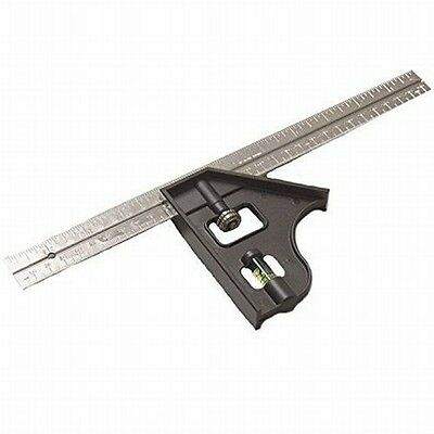 Sands Level Professional Combination Square Made in the USA 21480